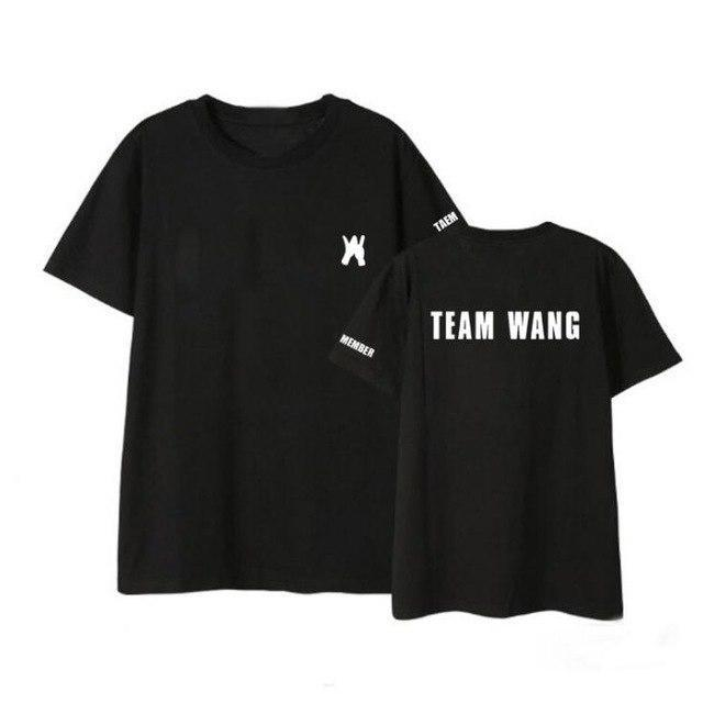 GOT7 Team Wang Tee B / M Gotamochi BTS MERCH BT21 MERCH KAWAII STORE