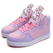 Japanese Sweet Lolita Cartoon Shoes Kawaii Sneakers Pony / 35 Gotamochi BTS MERCH BT21 MERCH KAWAII STORE