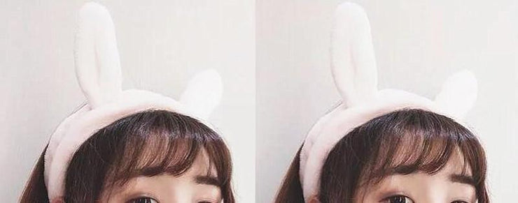 Kawaii Cat Ear Hairband Gotamochi BTS MERCH BT21 MERCH KAWAII STORE