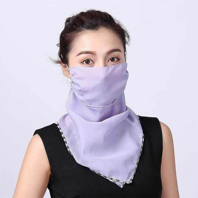 Lightweight Face Mask Scarf Kawaii Outdoor Accessory 20 Gotamochi BTS MERCH BT21 MERCH KAWAII STORE