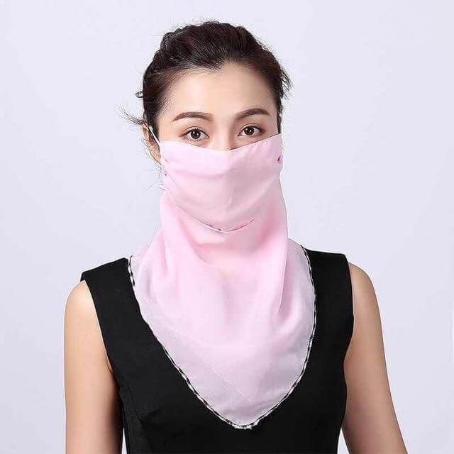 Lightweight Face Mask Scarf Kawaii Outdoor Accessory 21 Gotamochi BTS MERCH BT21 MERCH KAWAII STORE