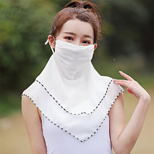 Lightweight Face Mask Scarf Kawaii Outdoor Accessory 22 Gotamochi BTS MERCH BT21 MERCH KAWAII STORE