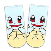 Pokemon Ankle Socks Squirtle Gotamochi BTS MERCH BT21 MERCH KAWAII STORE