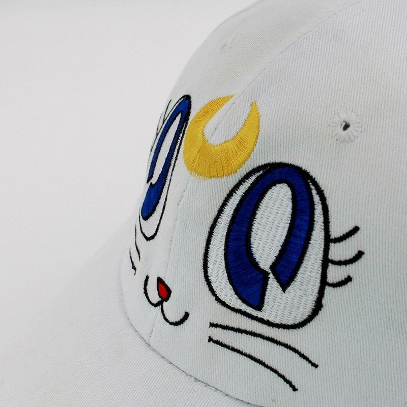 Sailor Moon Artemis Cap Gotamochi BTS MERCH BT21 MERCH KAWAII STORE