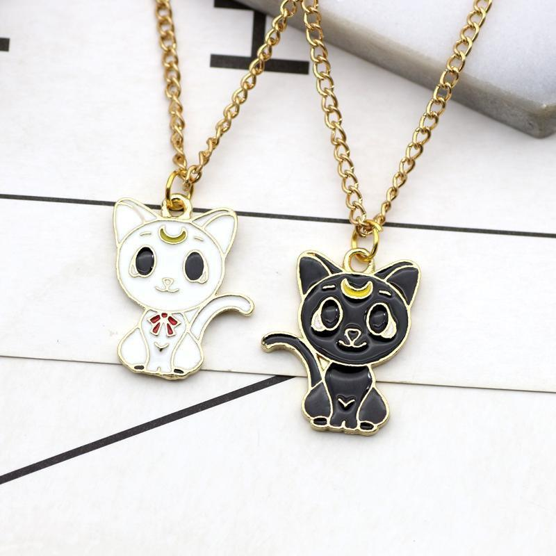 Sailor Moon Charm Necklace Gotamochi BTS MERCH BT21 MERCH KAWAII STORE