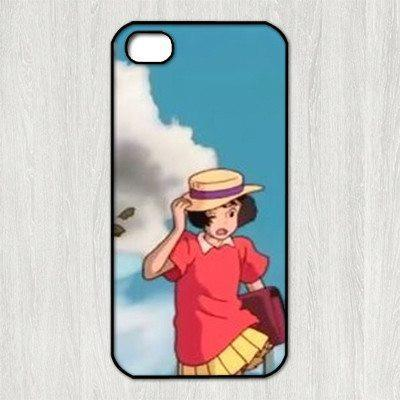 Whisper of the Heart phone case for iphone Type 11 / For iphone 5 Gotamochi BTS MERCH BT21 MERCH KAWAII STORE