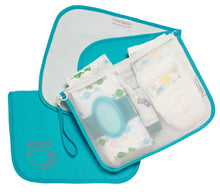 Mother Load Diaper Bag with Diaper Pad