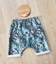 PREORDER Monstera harem shorts
