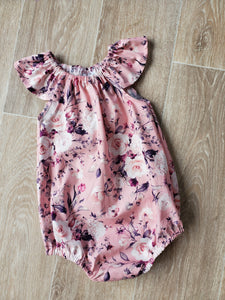 Lila seaside romper size 1