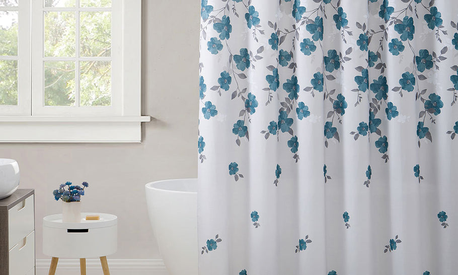 3 Amazing Tips to Choose the Perfect Shower Curtain for Your Bathroom