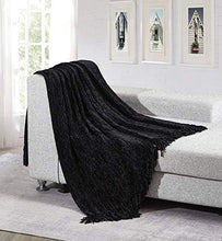 Load image into Gallery viewer, Fringe-5060-Black