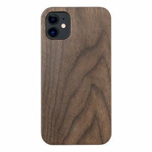 iPhone classic case - Walnut