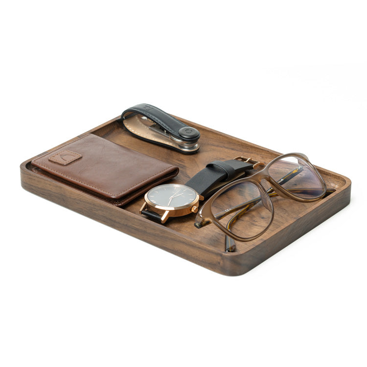 Solid Wood Catch Tray