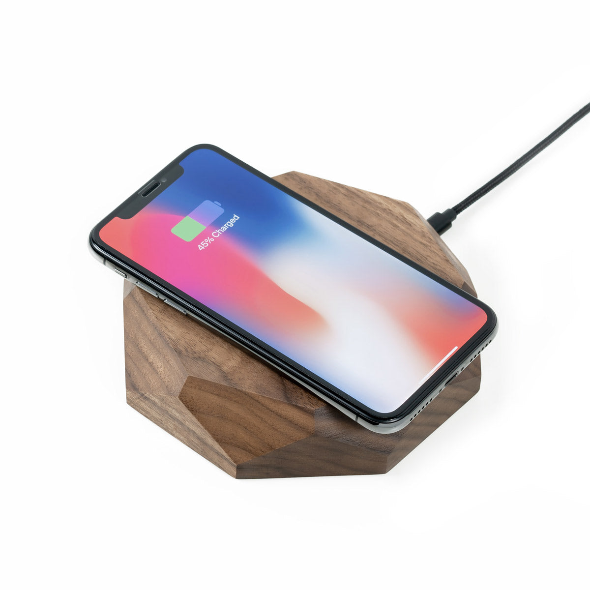 Geometric Qi Wireless Charger