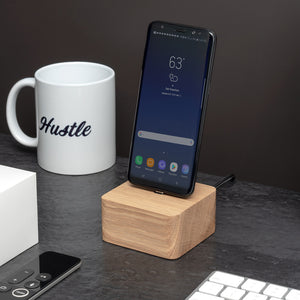 Android Square Dock