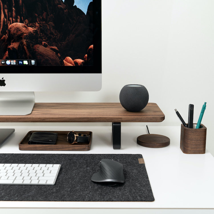 Desk Shelf - Dual Monitor Stand