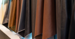 The Leathers We Offer