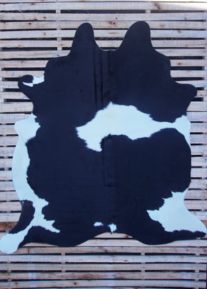 Black and White Cowhide