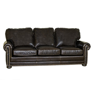 Frontier Sleeper Sofa - Allure Dark Draft