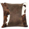 Outlaw Pillow - Timber Hair on Hide