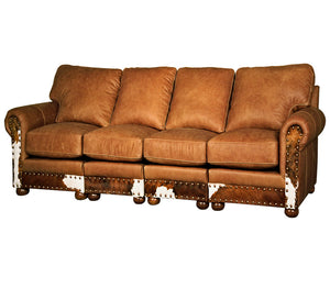 Foxridge Four Seat Sectional Sofa