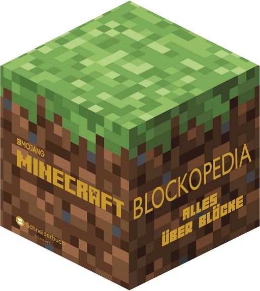 Minecraft, Blockopedia-HarperCollins Germany
