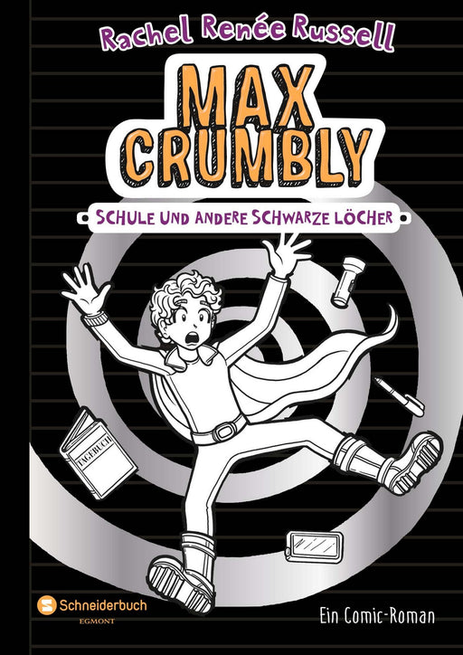 Max Crumbly, Band 02-HarperCollins Germany