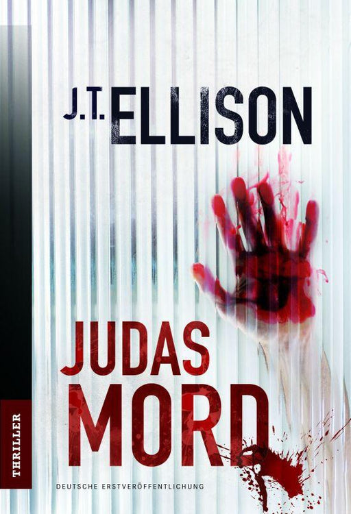 Judasmord-HarperCollins Germany