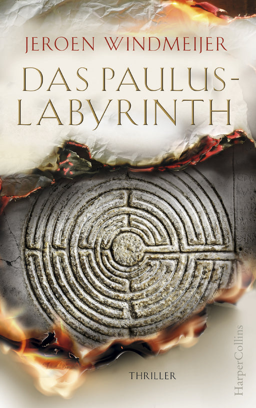 Das Paulus-Labyrinth-HarperCollins Germany