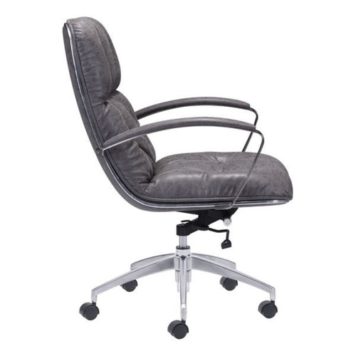 Avenue Office Chair Vintage Gray