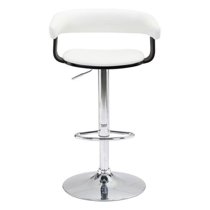 Fuel Bar Chair White