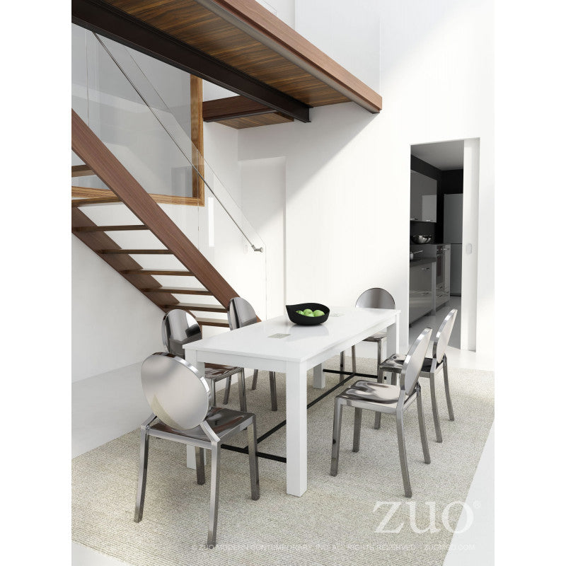 Odin Dining Table White