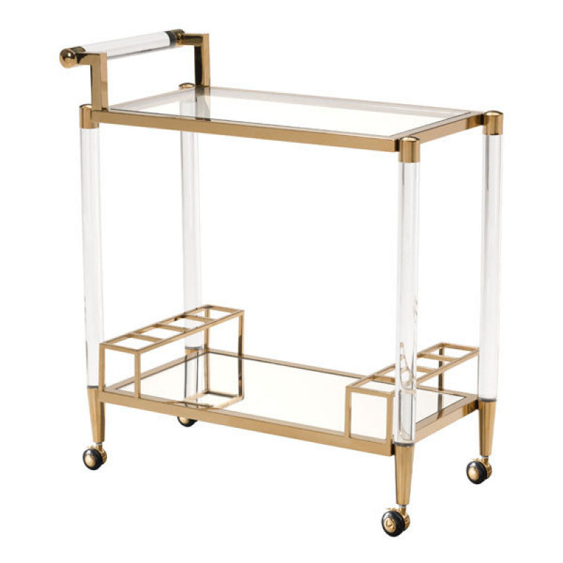 Existential Bar Cart