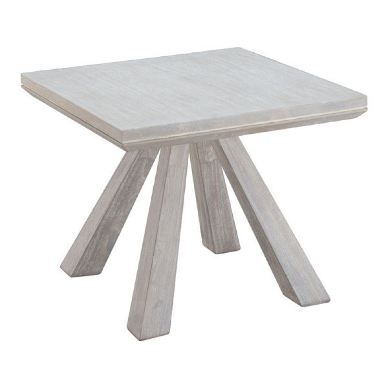 Beaumont End Table Sun Drenched Acacia