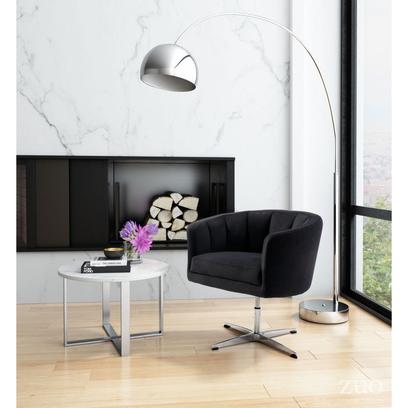 Wilshire Occasional Chair Black