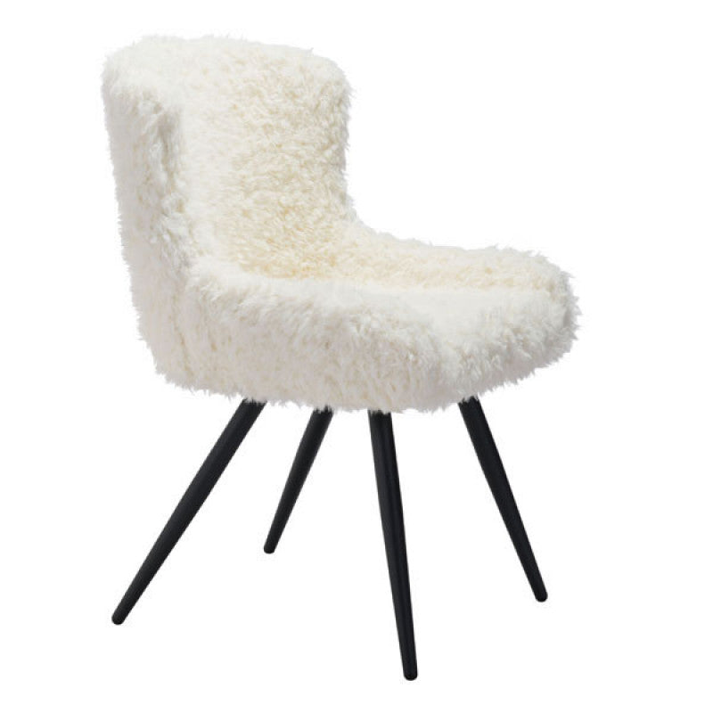 Coco Dining Chair Ivory