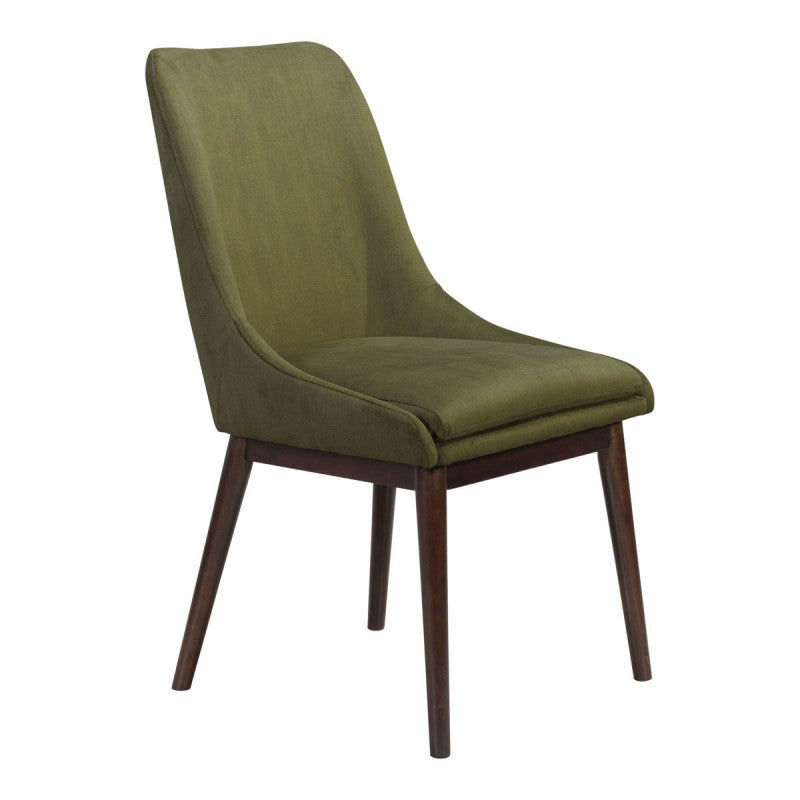 Ashmore Dining Chair Emerald Green