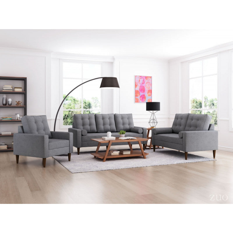 Morgan Sofa Dark Gray
