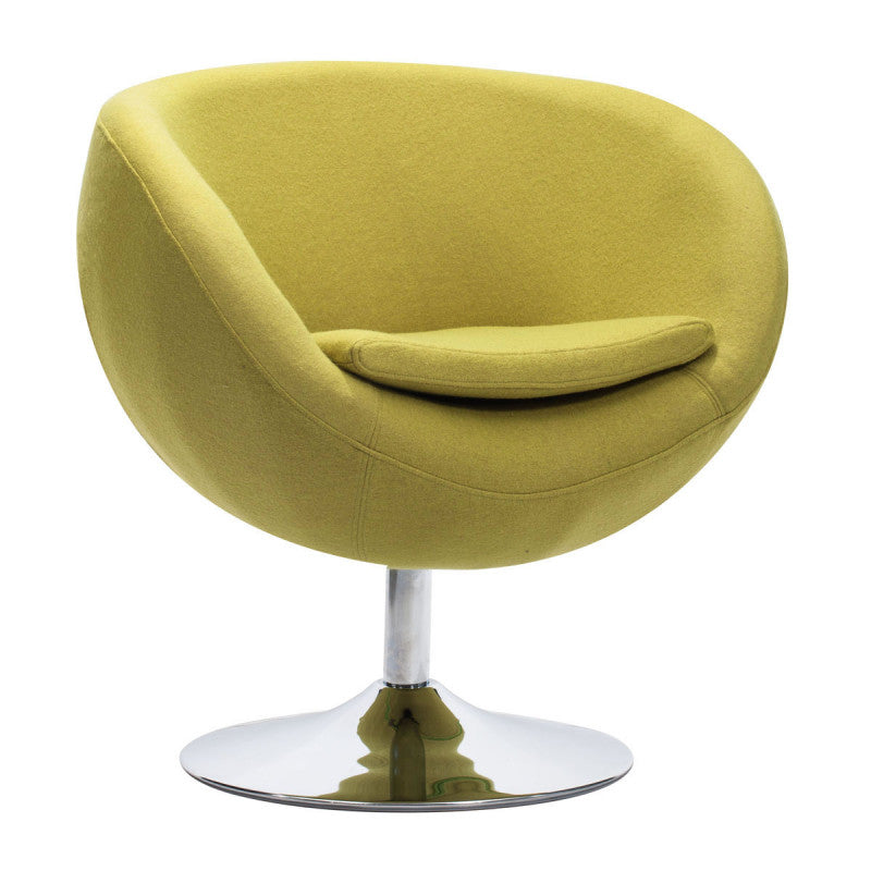 LUND OCCASIONAL CHAIR Pistachio Green