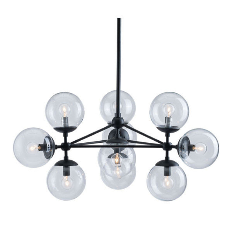 Belfast Ceiling Lamp Black