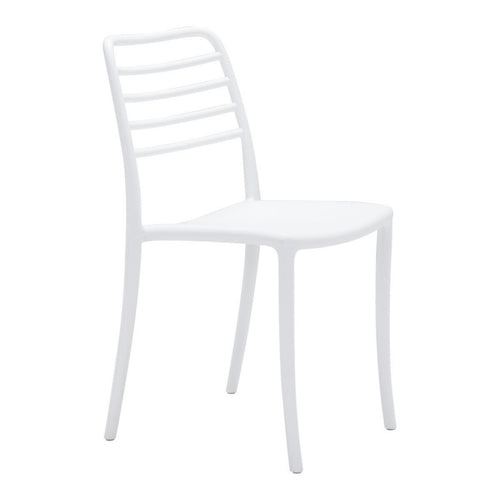 Donzo Dining Chair White