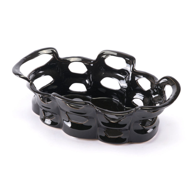 Bajo Tray Sm Black