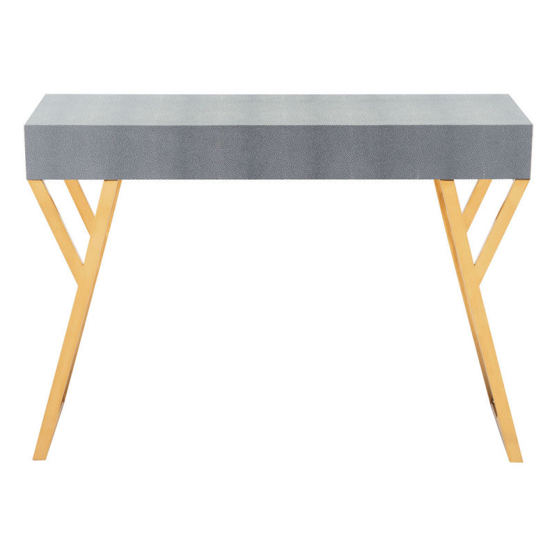Asti Console Table Gray