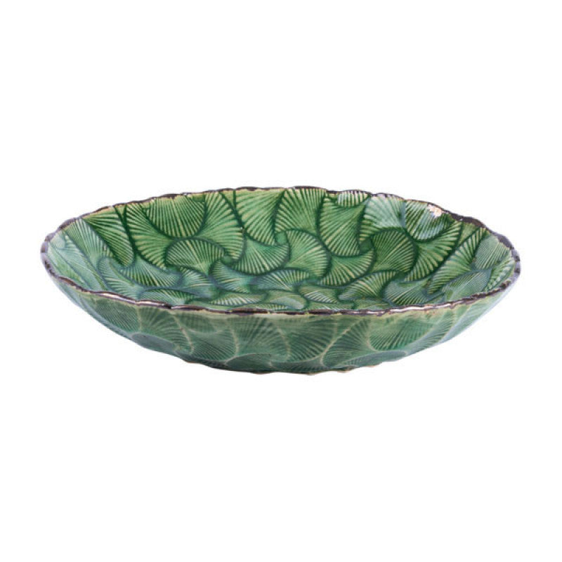 Ventra Plate Green