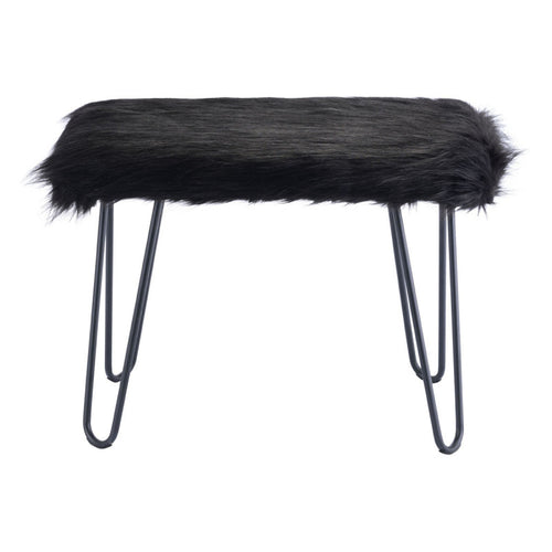 Gilin Bench Black