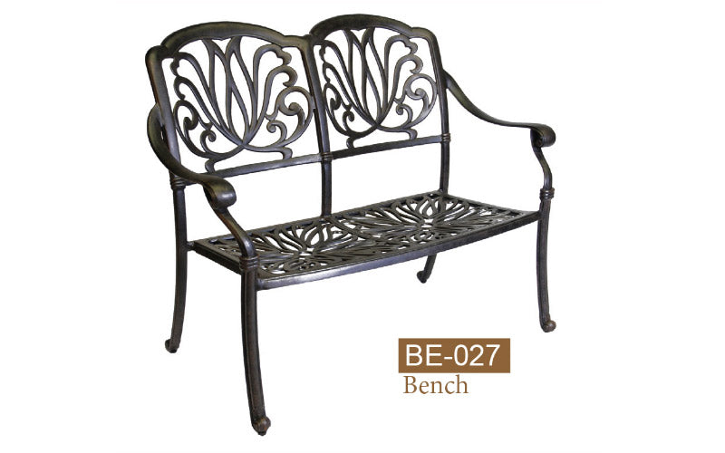 Fully Welded Love Seat 2 pc
