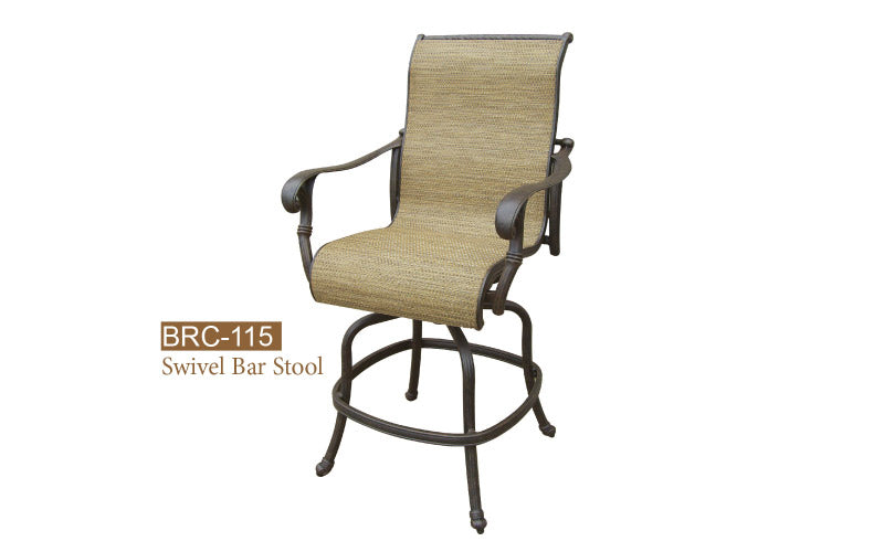 Welded Sling Barstool 2pc