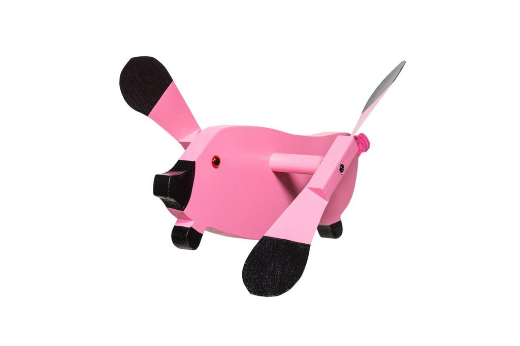 Whirlybirds Flying Pig