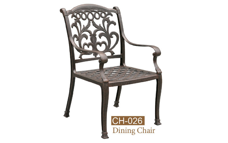 Dining Chair. K/D 1pc