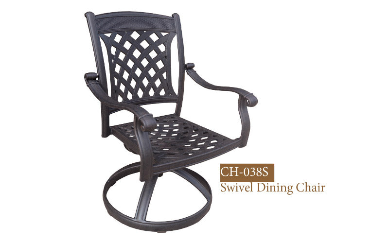 Welded Swivel Rocker2pc